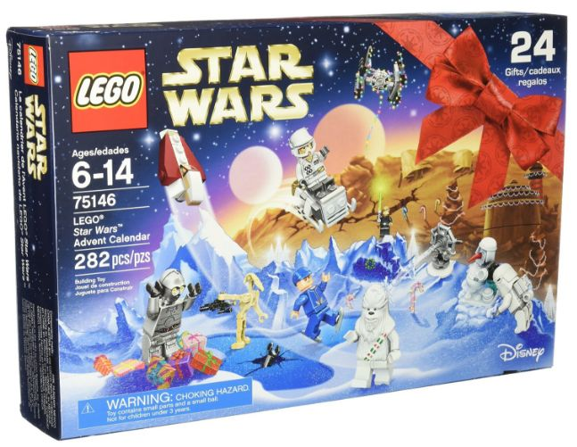 lego star wars advent calendar 10-10