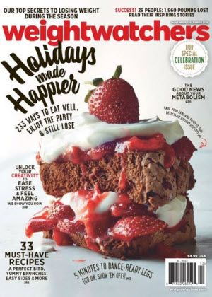 FREE Annual Subscription to Weight Watchers Magazine! {$29 Value}