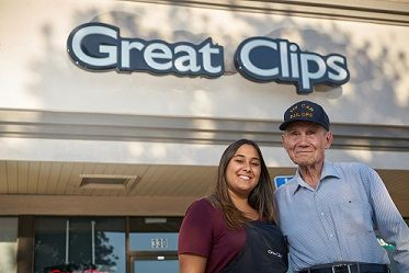 Great Clips Helps You Thank a Veteran with a FREE HAIRCUT! #ThankYouVeterans