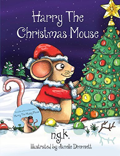 FREE Harry the Christmas Mouse eBook!