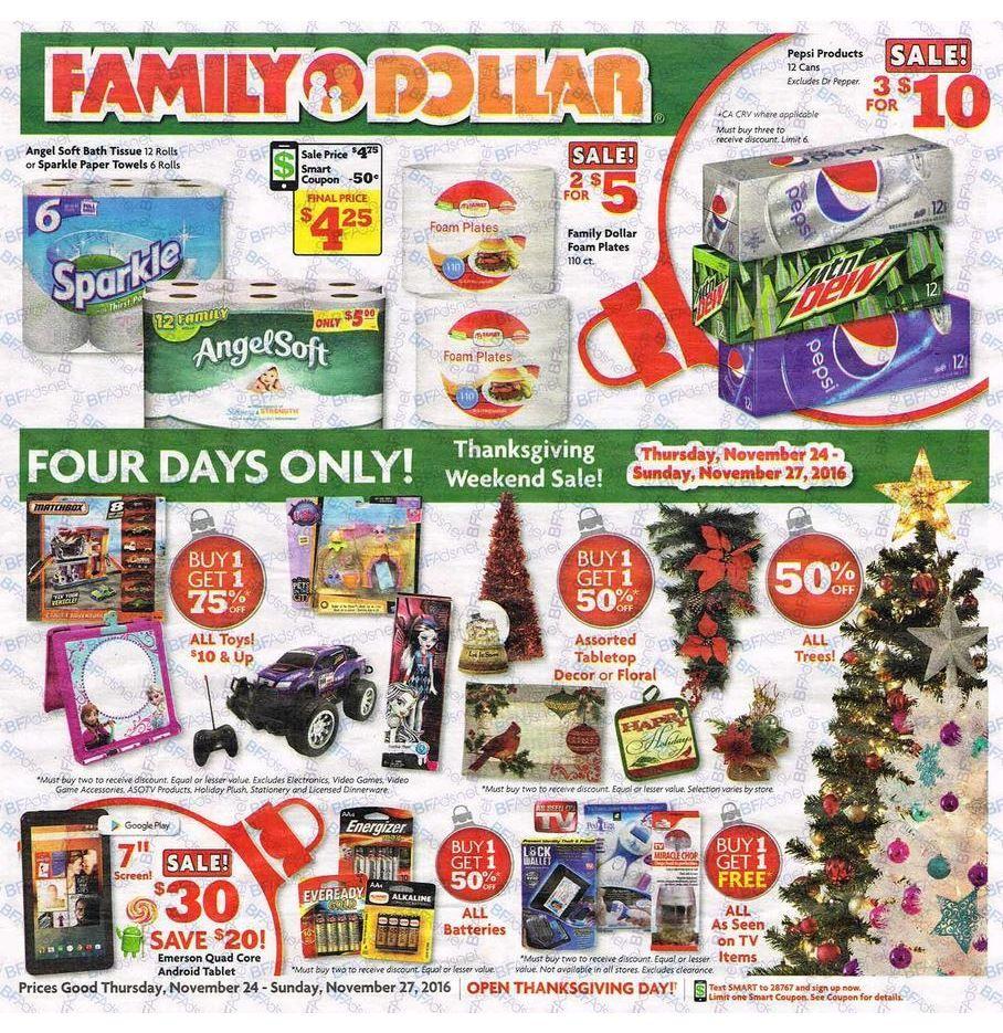 Family dollar online shopping