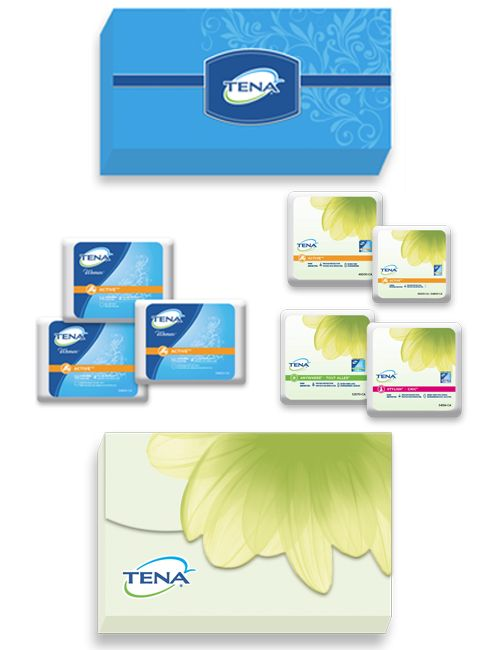 FREE Tena Sample Pack!