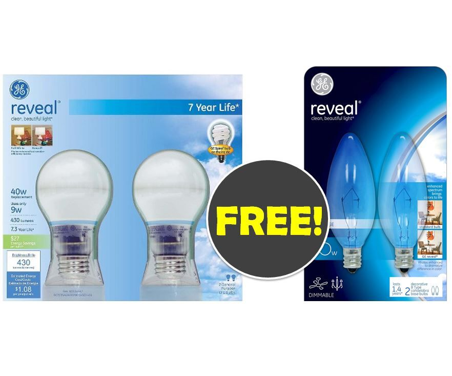 GE LED Light Bulb Coupon, GE LED Light Bulb Printable Coupon, GE.