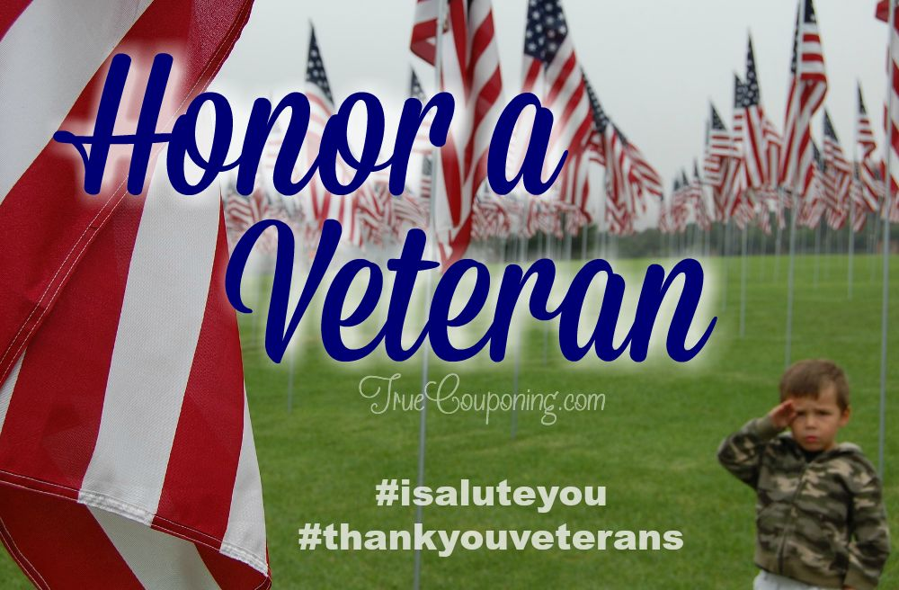 Honoring Veterans Day FREEbies #ThankYouVeterans