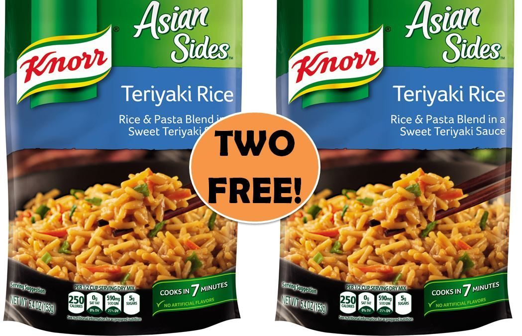 PRINT NOW for (2) FREE Knorr Sides @ Publix ~ Starts Friday!