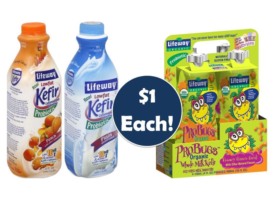 Lifeway kefir coupons