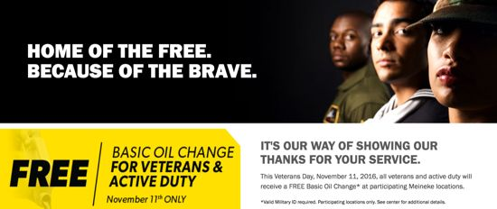 Honoring Veterans Day FREEbies #ThankYouVeterans