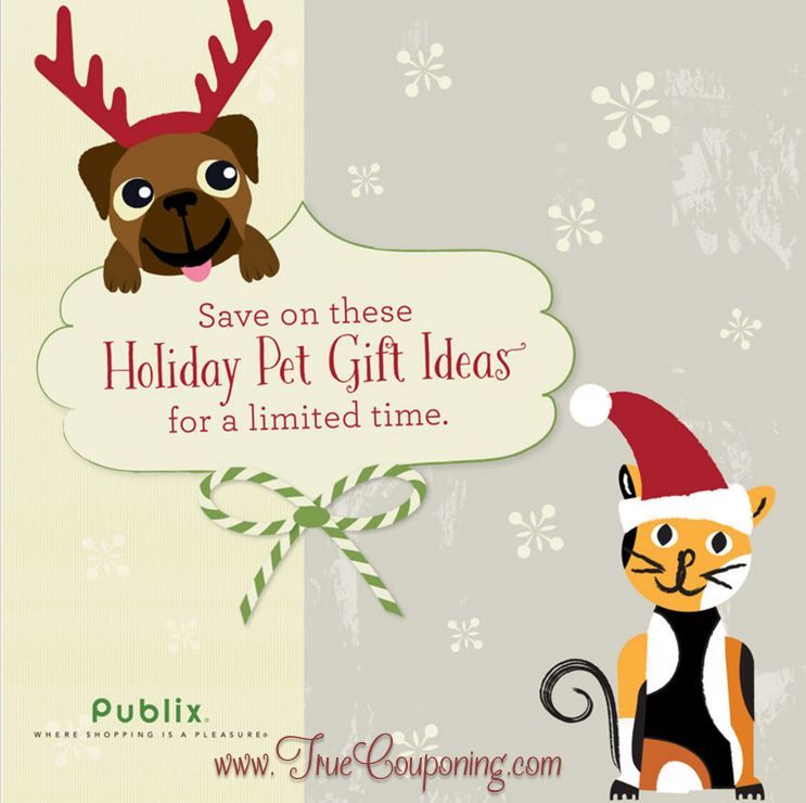 Did You Get Your Publix Holiday Pet Gift Ideas Coupon Booklet