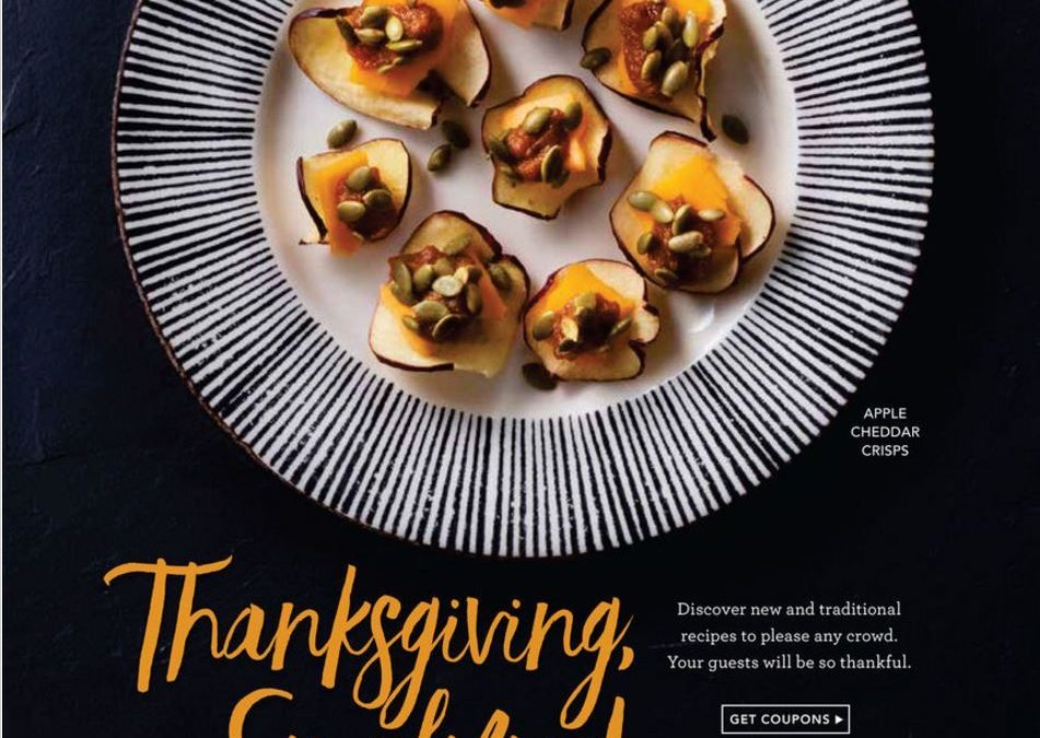 """TWO MORE DAYS To Use Publix """"Thanksgiving Simplified"""" Coupon Booklet & Printables ~ Ends Wednesday!"""
