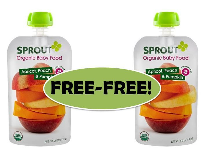 photo relating to Organic Printable Coupons called Sprout youngster foods discount coupons printable - Gain discount coupons