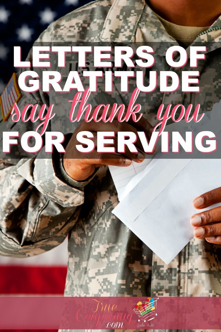 Our Military and First Responders often get over looked for their service and sacrifice. Say Thank You to our Military and First Responders by sending a letter of love and support! #truecouponing #givingback #thankful #military #firstresponders