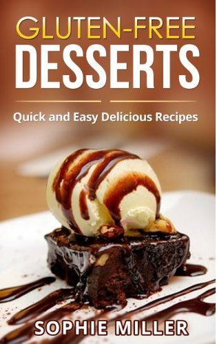 FREE Christmas Gluten-Free Dessert Recipes eBook!