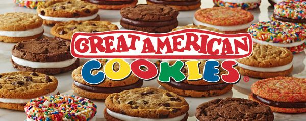 """That """"I VOTED"""" Sticker is Worth a FREE Cookie at Great American Cookies! And More!"""