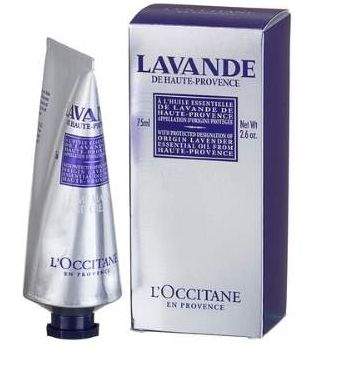 FREE L'Occitane Hand Cream!