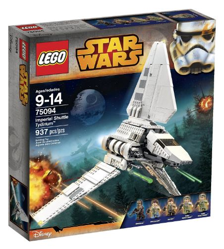 Star Wars LEGOs are the BEST!