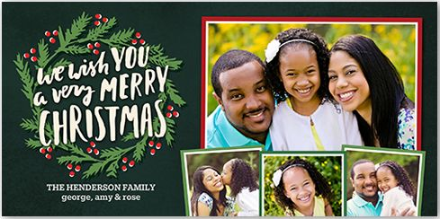 Design Your Personal Holiday Wish and Save 40%!