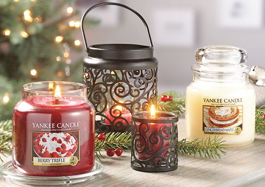 FREE Yankee Candle Items with $10 off $10 Coupon! Hurry, Coupon Expires Friday 12/2!