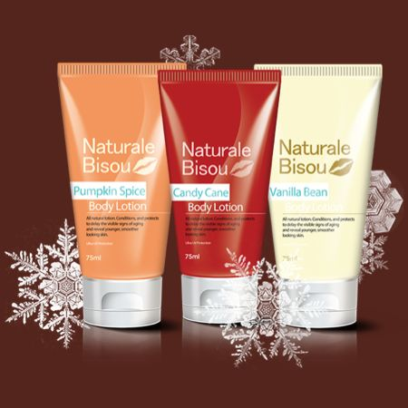 FREE Christmas All Natural Lotions!