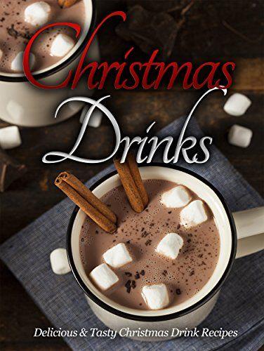 FREE Christmas Drink Recipes eCookbook!