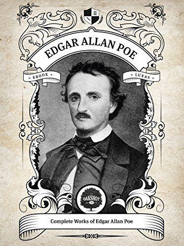FREE Complete Works of Edgar Allen Poe eBook!