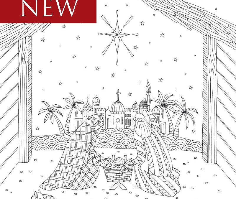 FREE Printable Christmas Coloring Pages!