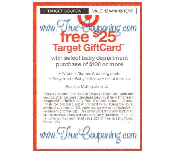 Take up to 30% Off with a Target coupon plus browse 43 promo codes to save more in December Coupon Sherpa will guide you to peak savings!