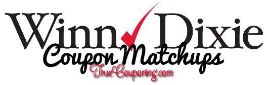 Winn Dixie Coupon Matchups 9/20 – 9/26