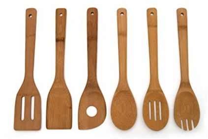 My Mom Loves Bamboo Kitchen Tools!