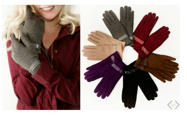 TWO Pair of Gloves for $12.95 and Shipping is FREE! TODAY ONLY 12/13!