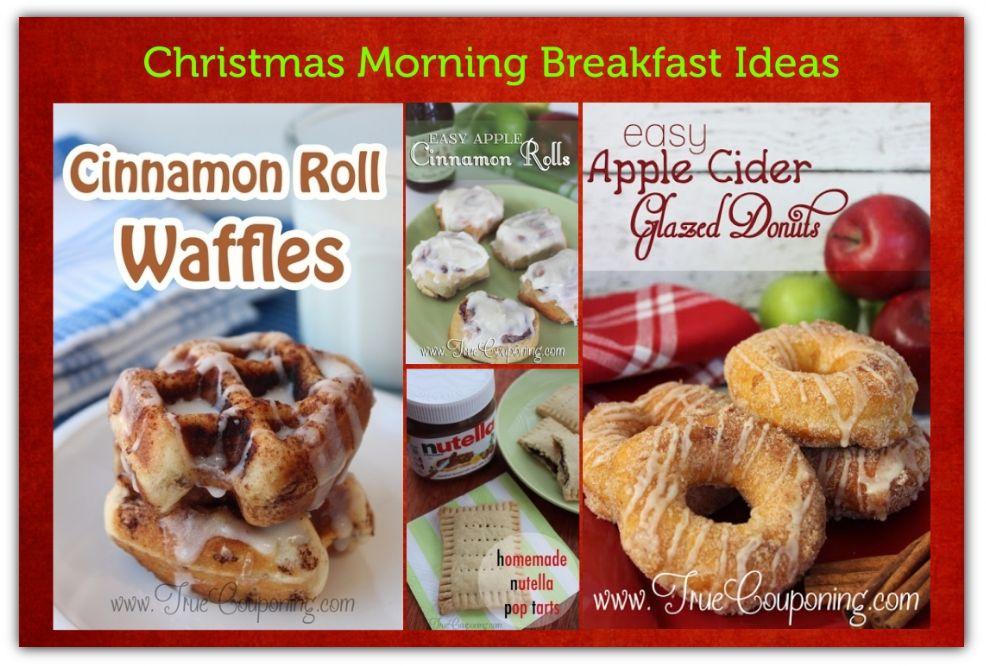 Christmas Morning Breakfast Recipe Roundup