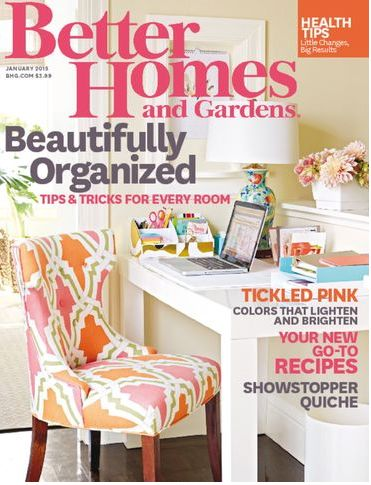 Free Better Homes And Gardens Magazine 12 26