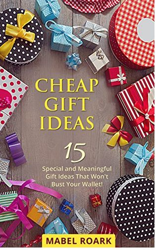 FREE Cheap Gift Ideas eBook!
