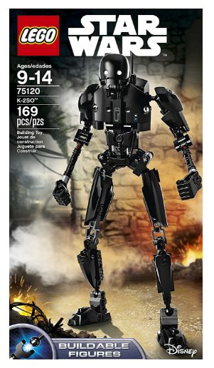 Star Wars Rogue One K-2SO Buildable Figure