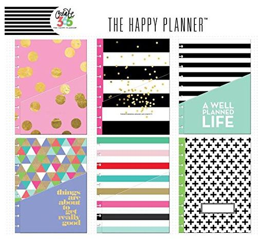 planner pocket folders 12-19