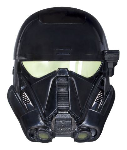 Look and Talk Like a Death Trooper with This Cool Voice Changing Mask!