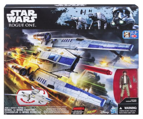Star Wars Rogue One U-Wing Fighter