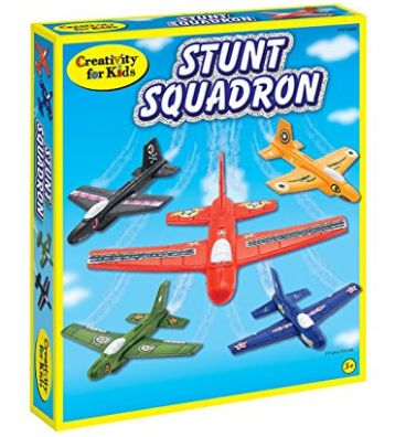 Stunt Planes for Your Future Aviator!
