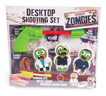 zombie shooting toy set 12-7