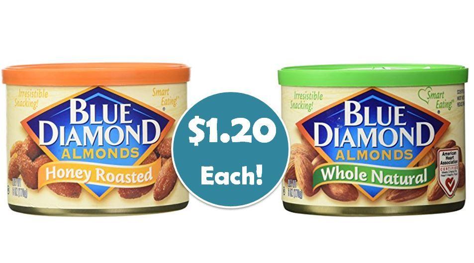 Blue diamond almond breeze coupons 2018
