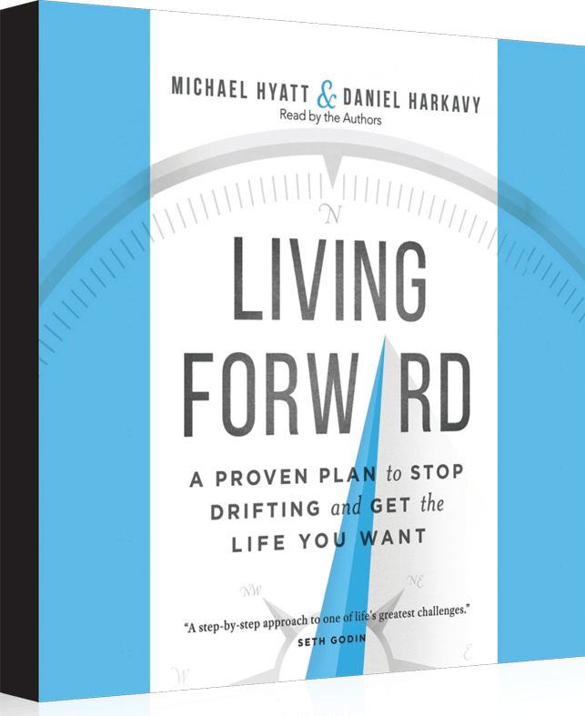 FREE Living Forward Audiobook! {Reg $12.98}