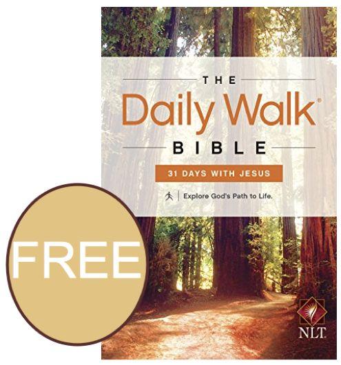 FREE Daily Walk Bible Study!