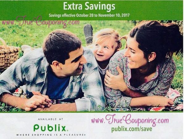 Guess What Time It Is? Publix Green Flyer Time! And This Ad Has Nineteen (19!) Deals $1 or Less! YIPPEE! {Ad Runs 10/28 – 11/10}
