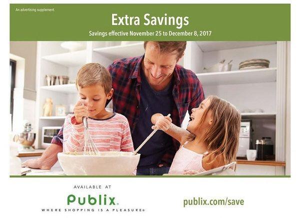 Publix Green (Grocery) Advantage Flyer