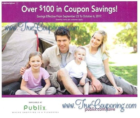 It's Time For The New Publix Purple Flyer! And It Has (45!) Store Coupons Inside! {Ad Runs 9/23 – 10/6}