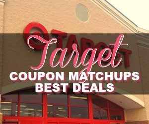 WAHOO for Eleven (11!) FREEbies & TEN (10!) Deals 69¢ Each or Less! Target Coupon Matchups Best Deals (1/21 – 1/27)
