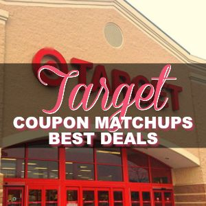 WAHOO for Eleven (11!) FREEbies & TEN (10!) Deals 69¢ Each or Less! Target Coupon Matchups Best Deals (1/21 – 1/27)