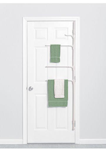 Behind the door towel