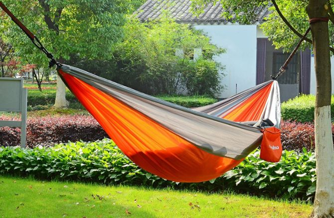 double camping hammock 103