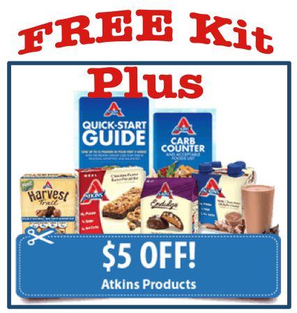 free atkins kit 1-13