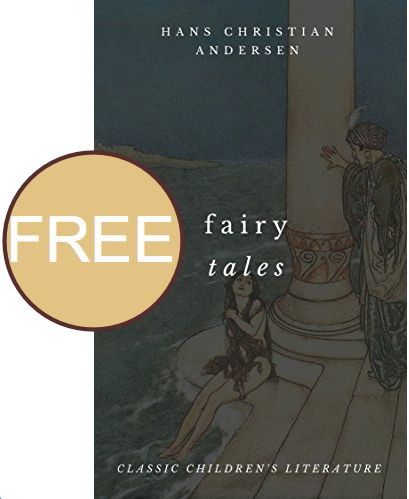 FREE Complete Fairy Tales of Hans Christian Andersen eBook!